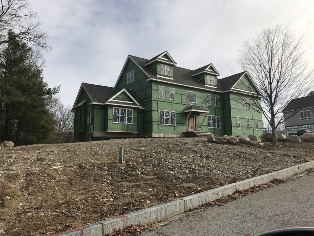 Custom Home Builders Bedford MA