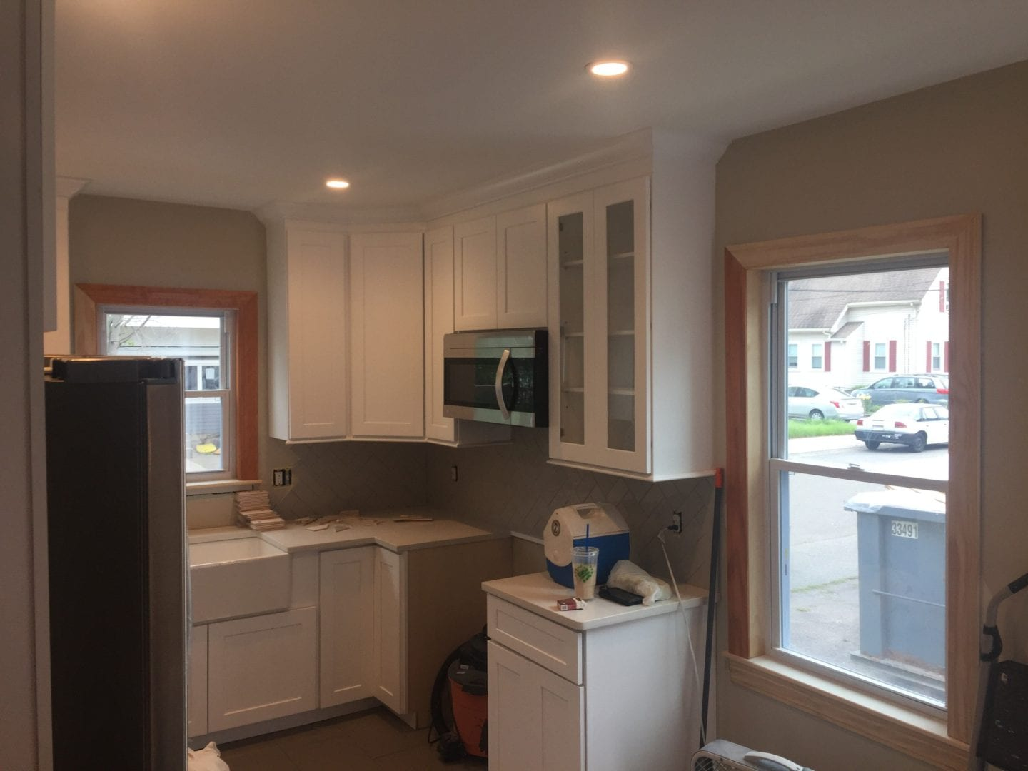Small Kitchen Remodeling Contractors Waltham MA