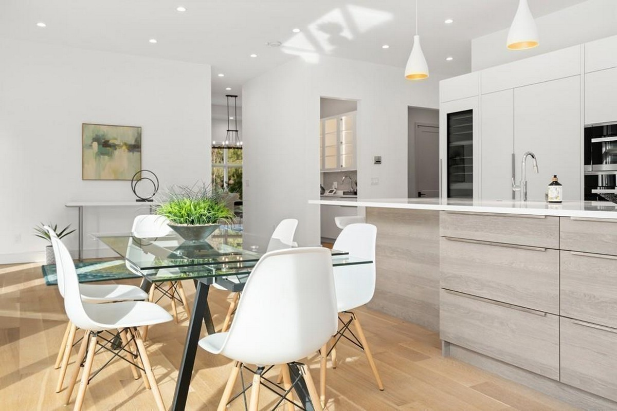 High End Kitchen Design Build in Weston MA
