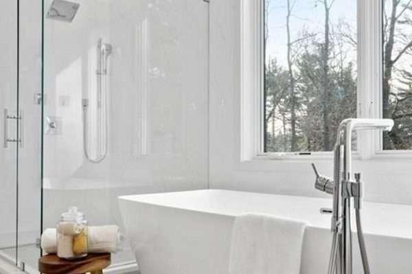 Luxury Master Suite Design Build Weston MA