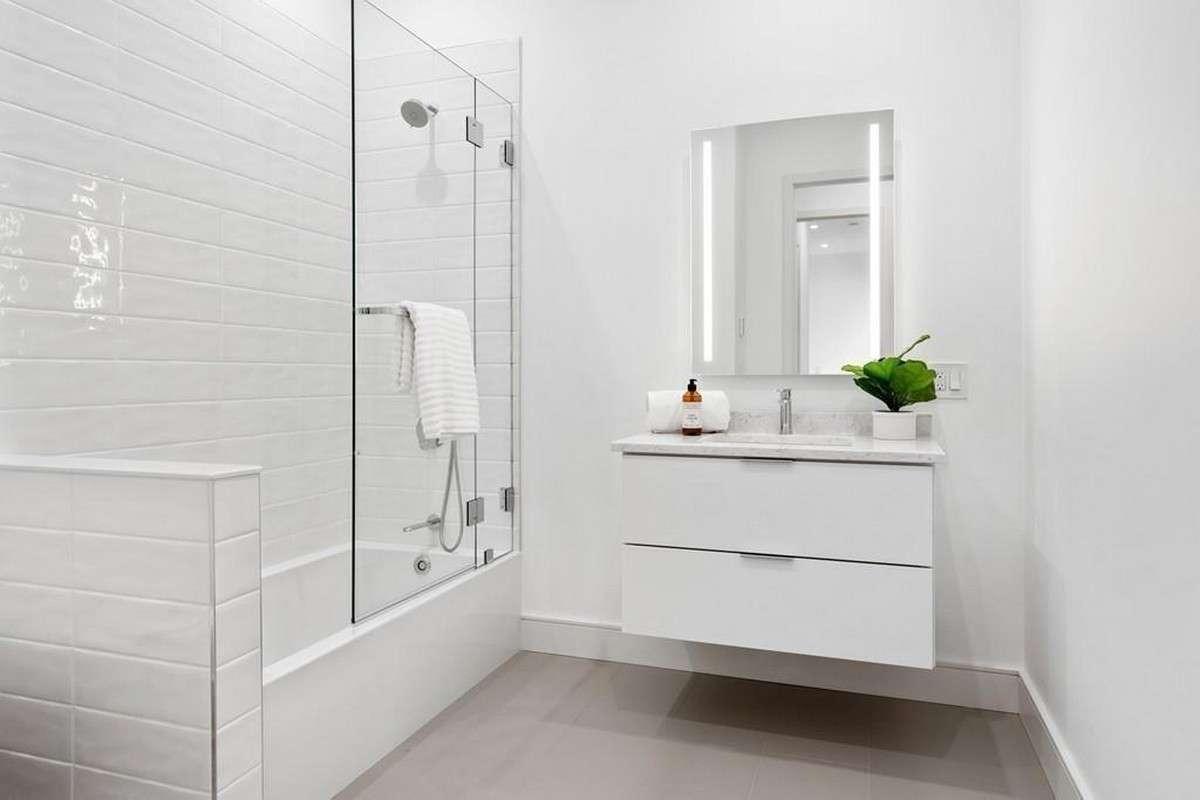 Luxury Bathroom Design Build Weston MA