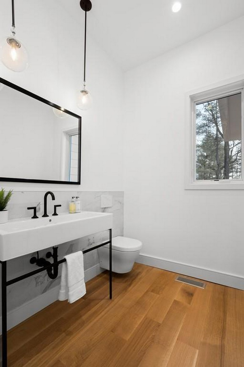Custom Bathroom Design Build Weston MA